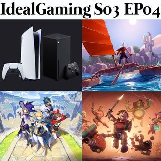 IdealGaming S03 EP04 - News next gen, Windbound, Genshin Impact e The Dungeon of Naheulbeukue