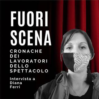 Diana Ferri: riaprire i teatri al 25% è una mossa politica, serve programmare