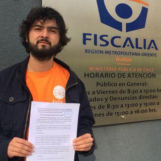 Ignacio Palma y el #MeeToo a la Chilena