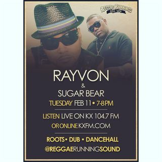 Rayvon & Sugar Bear Live | Hosted By DJ Keef