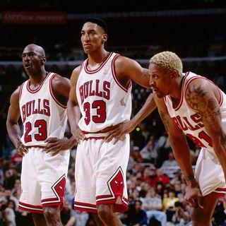 Buffa e Tranquillo - 1997 Nba Finals - Bulls Vs Jazz - Gara 2 - 4Q