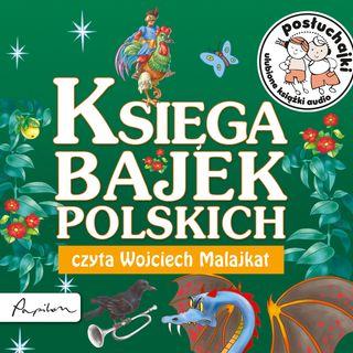 Posłuchajki | Księga bajek polskich.