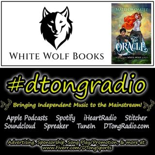 #NewMusicFriday on #dtongradio - Powered by WhiteWolfBooks.com