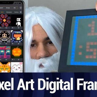 Divoom Pixoo Digital Frame Makes a Great Gift | TWiT Bits