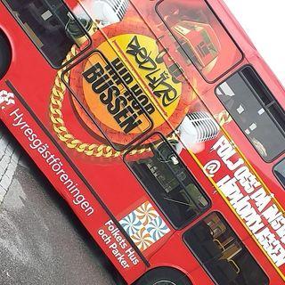 Hiphop-bussen kom till Vivalla