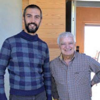 11-L'esperienza positiva di Carlo che abita in una casa di paglia da tre anni (testimonianza)