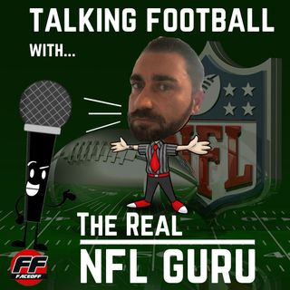 Talking Football with the NFL Guru