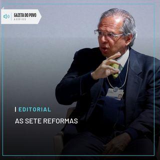 Editorial: As sete reformas