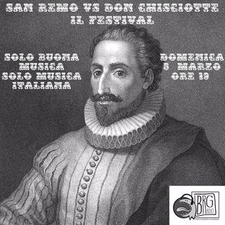 593 - San Remo VS Don Chisciotte