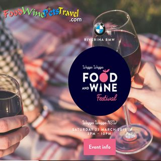 Wagga Wagga Food & Wine Festival 2019