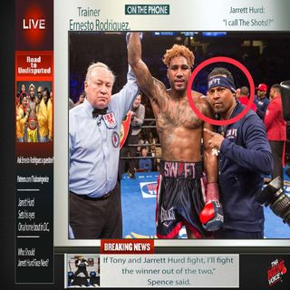 🚨Jarrett Hurd Trainer Ernesto Rodriguez On Charlo, 🔥Harrison Rematch,😳 & More