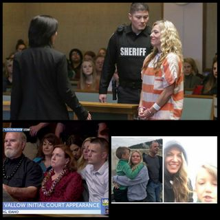 Lori Vallow's First Court Appearance in Idaho!