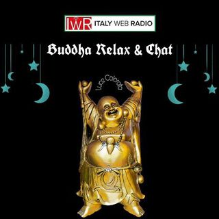 Buddha Relax & Chat  Luce Colorata