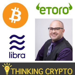 Interview: Mati Greenspan eToro - Bitcoin Bull Market - Facebook Libra - Ripple XRP Moneygram