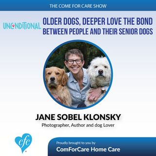 6/7/17: Jane Sobel Klonsky with Project Unconditional | Older Dogs, Deeper Love: The Bond Between People and Their Senior Dogs