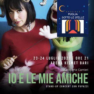 Intervista a Roberta Carrieri - Stand Up Concert