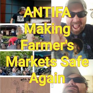 Antifa Farmer's MARKET FOR DEATH