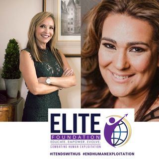 Dr. Jessica Vera and Graciela Valdes of Elite Foundation
