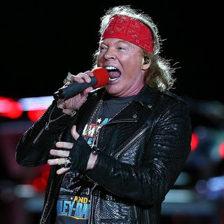 Axl Rose On Building Each Nights Set List