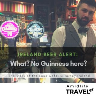 No Guinness? Blasphemy! Ireland Bar Replaces Guinness w/Local Craft Beer, Killarney Stout