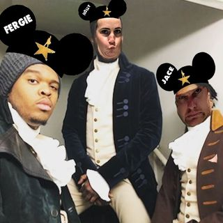 Ep. 16: Hamilton's Hercules Mulligan Infiltrates Disneyland