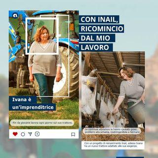 Spot Radio Ivana Giancamilli - Rai
