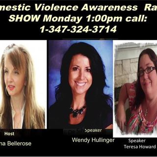 Empowering and Inspiring Women Globally- Domestic Violence Awareness