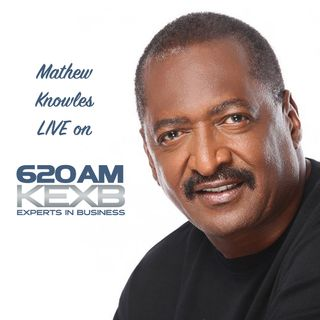 Mathew Knowles talking about the cannabis industry on KEXB Experts in Business || 7/29/19