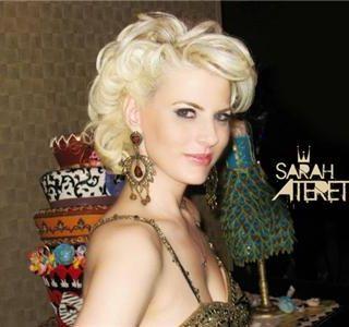 Sarah Atereth - Passion