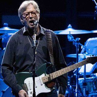 Eric Clapton, brit. Rockmusiker (Geburtstag 30.3.1945)