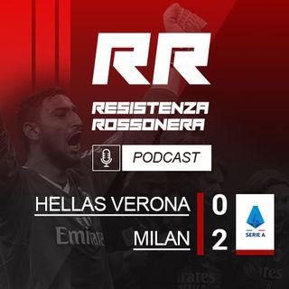S02 - E39 - Hellas Verona - Milan 0-2, 7/03/2021