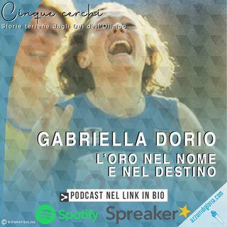 Gabriella Dorio - L'oro nel nome e nel destino