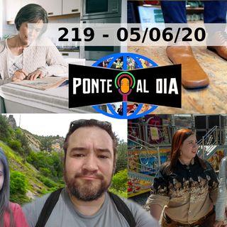Santo Domingo de Silos | Ponte al día 219 (05/06/20)