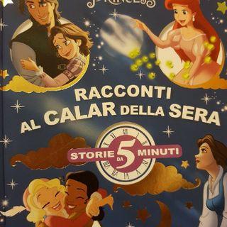 Racconti al Calar Della Sera: Disney Princess- La Costellazione di Belle