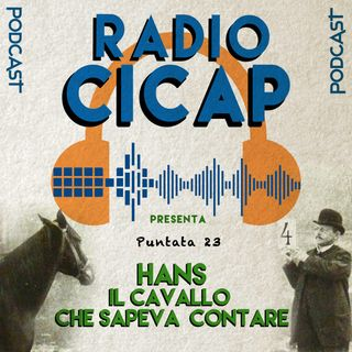 Radio CICAP presenta: Hans, il cavallo che sapeva contare