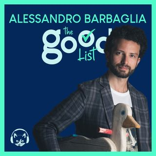 26. The Good List: Alessandro Barbaglia – I 5 clienti che un libraio ama incontrare nella propria libreria