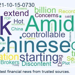 Finance English 2021-10-15-0730