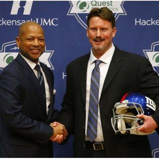 NY Giants fire HC Ben Mcadoo & GM Jerry Reese! Lavar Ball pulls son from UCLA?!!