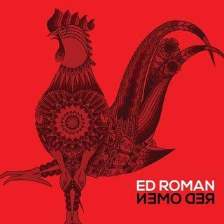 Singer-Songwriter Ed Roman: Red Omen Album