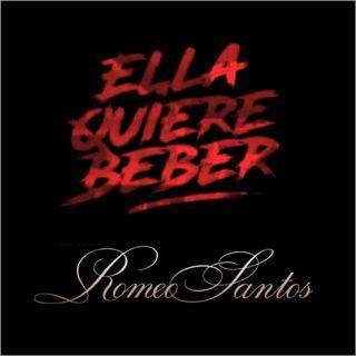 Ella Quiere Beber (Solo Version) - Romeo Santos
