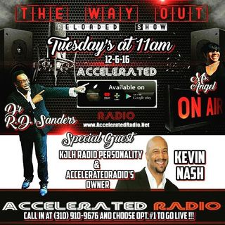 The Way Out Reloaded 12/6/16