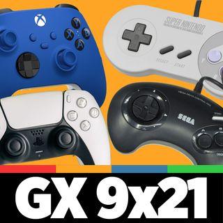 GAMELX 9x21 - La toxicidad en la guerra de consolas (con Hadoken Rojo)