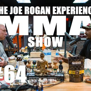 MMA Show #64 with Khalil Rountree Jr.
