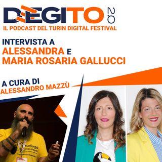 Puntata 03 - Intervista alle sorelle Gallucci,  le due WhatsApp Marketing Specialist