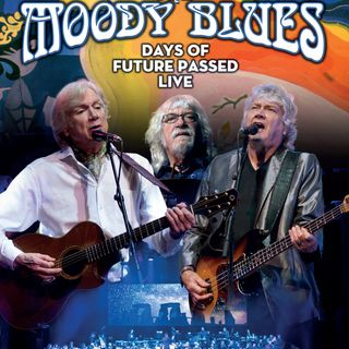 Graeme Edge Celebrating 50 Years Of The Moody Blues