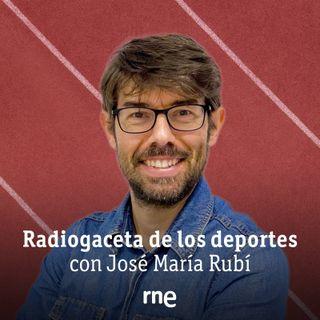 Radiogaceta de los deportes - 17/09/21