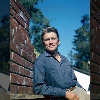 Kirk Douglas, Michael Douglas Father Dead At 103
