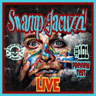 Swamp Jacuzzi 101 Live Test for RPR