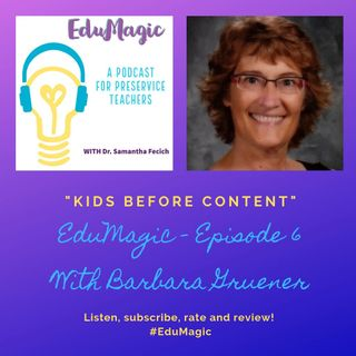Kids before content: A conversation with Barbara Gruener 06