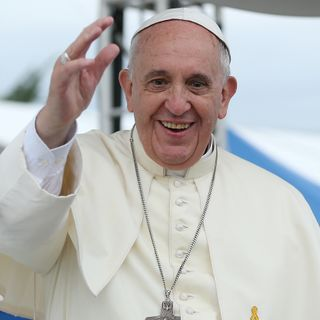 Pope Francis Endorses Same Sex Civil Unions